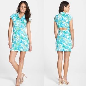New Lilly Pulitzer Rayna Polo Dress Sweet and Sour